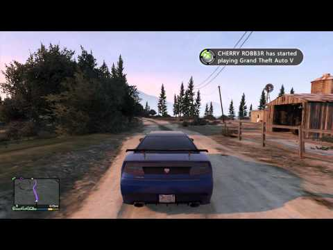 Grand Theft Auto V - Los Santos Customs Property.