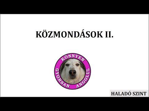 Közmondások II.