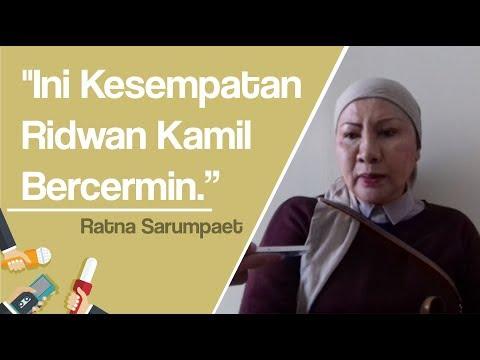 Ridwan Kamil Alih Dukungan Jokowi dari Prabowo, Ratna Sarumpaet: Ini Kesempatannya Bercermin