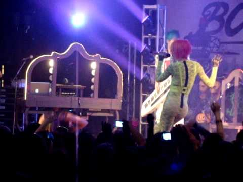 Jeffree Star - Beauty Killer @ Toronto 23.10.12