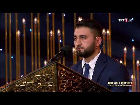 İlyas Koç - Ankebut (41-45) Kur'an-ı Kerim'i Güzel Okuma Yarışması