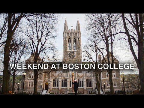 boston college dating of the gospels