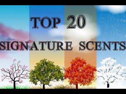 Top Signature Scents - Best All Seasons Fragrances/Perfumes/Colognes for Men 2015