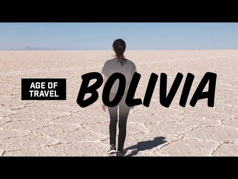 BOLIVIA: Surreal Landscapes- Travel Destination Video
