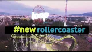 Accept the challenge, loop yourself! Loop It now @ Allou! Fun Park
