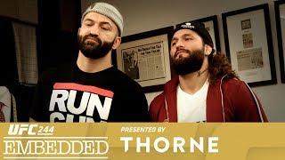 UFC 244 Embedded: Vlog Series - Episode 2