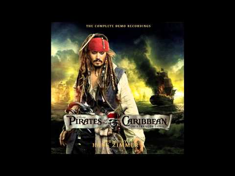 Pirates Of The Caribbean 4 (Complete Score) - Spanish Camp