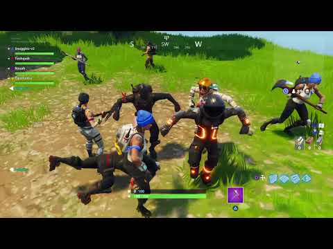 Fortnite | Best Mates Party