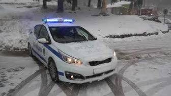 10 сантиметра сняг натрупа по високите места в Смолянско