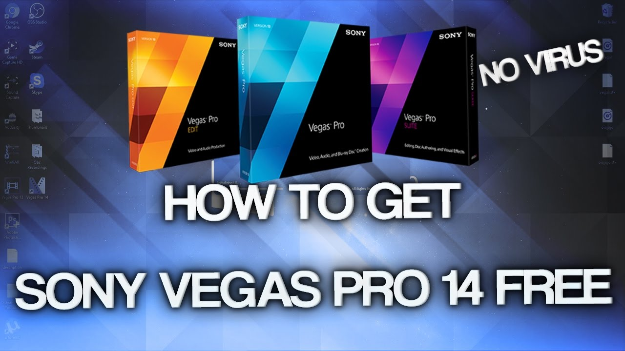 download vegas pro 14 full version