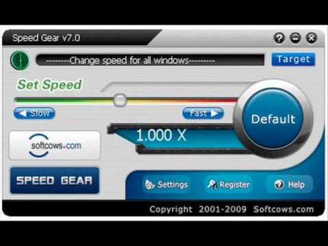 speeder xp serial tutorial
