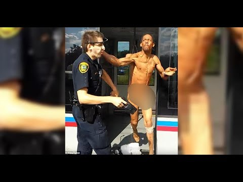 Getting Nude tased girl