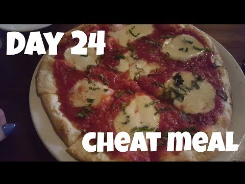 DAY 24 WEIGHTLOSS TRANSFORMATION JOURNEY CHEAT MEAL