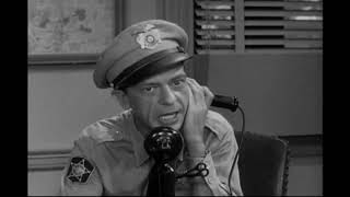 The Andy Griffith Show  S04E07 A Black Day for Mayberry