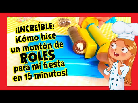 FABRICA DE ROLES VIDEOMANUAL MI ALEGRIA JUGUETES