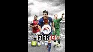 FIFA 13 COVER REVEALED!
