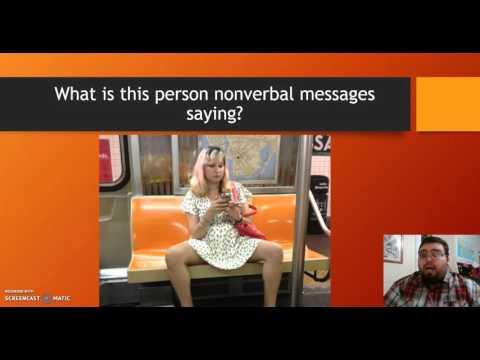 BTeurman Nonverbal Communication & Proxemics