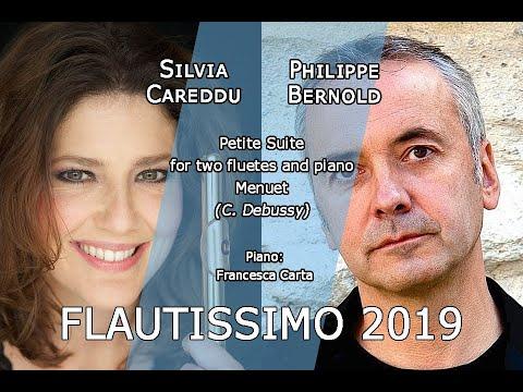 Silvia Careddu - Philippe Bernold  Petite Suite
