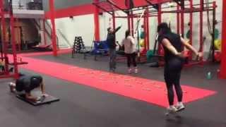 Sherwood Park Semi Private Training Group