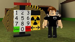 PUTTING A BOMB IN MY ROBLOX GAME.. *ON ACCIDENT*