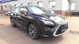 2019 LEXUS RX300. Start Up, Engine, and In Depth Tour.