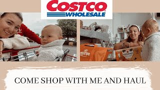 COSTCO COME SHOP WITH ME AND HAUL
