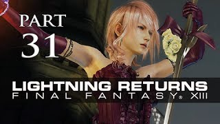 Lightning Returns Final Fantasy XIII Walkthrough Part 31 - The Palace (Gameplay Let's Play)