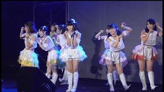 20170806 たかす熱夏フェスタ2017 北海道ご当地アイドル フルーティー.