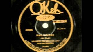 Frankie Trumbauer & His Orchestra - Baltimore