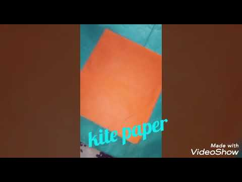 DIY flowers with #KITE PAPERS#