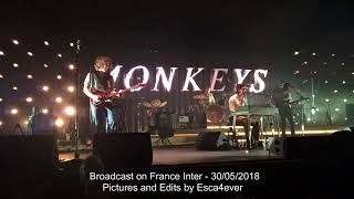 Arctic Monkeys - 60' Live in Paris 29/05/2018 - Soundboard from Radio