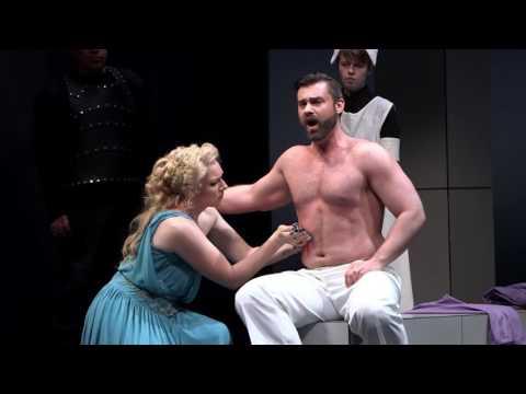 Odyssey Opera presents Gluck's EZIO