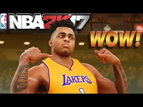 NBA 2K17 MOMENTOUS GAMEPLAY TRAILER!