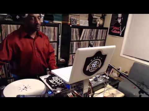 Worldwide DJ TakTixX  - Practicin in the lab