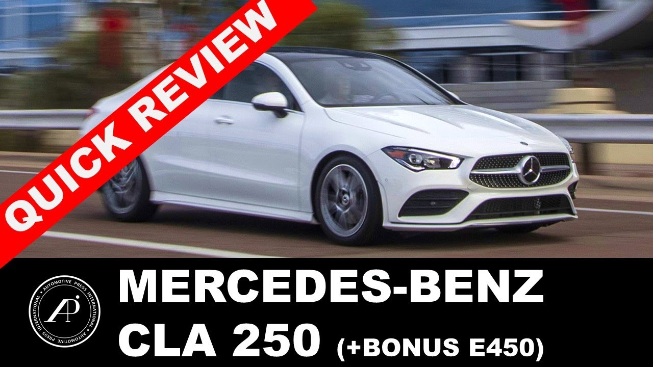 Drive the New Mercedes-Benz CLA 250 Before Buying SUVs - You Might Change Your Mind