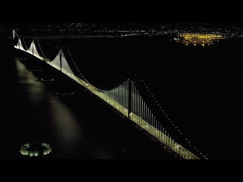 This Is What It Takes to Keep San Francisco's Bay Lights On