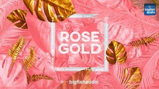 Rose Gold: Dance Pop Construction Kits   Demo Track