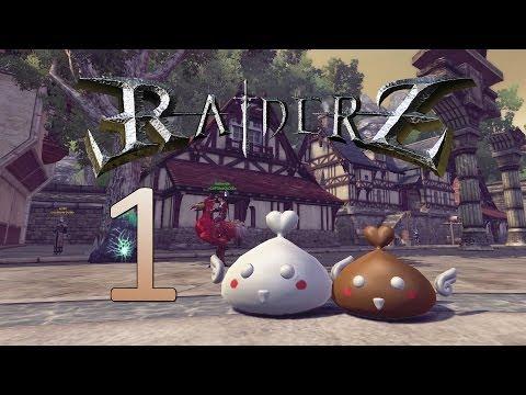 Let's Play RaiderZ – Teil 1 – Es lebe der ASSASSSINE [DE/HD+]
