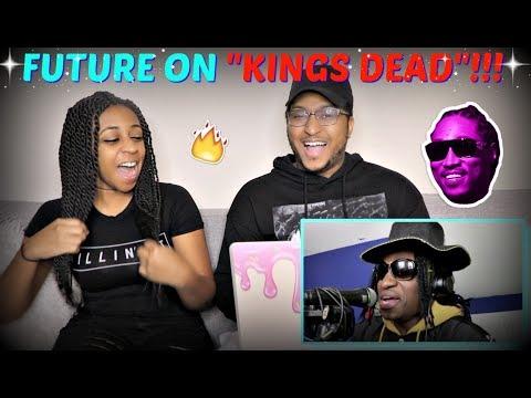 "Lenarr Young ""When Future Was Recording ""Kings Dead"" REACTION!!!"