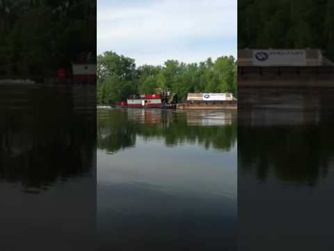Beer Tank Barges in B'ville