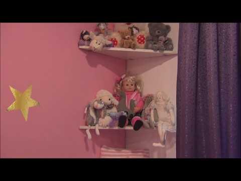 Стеллаж для игрушек в детскую комнату своими руками фото