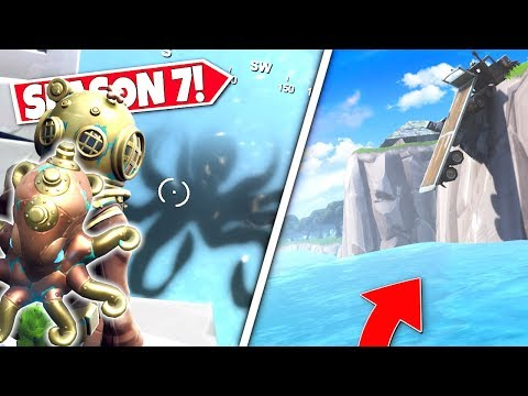 *NEW* WATER LEVELS SLOWLY *RISING* CONFIRMING NEW UNDERWATER DEEP SEA LOCATIONS! SEASON 8 UPDATE! BR
