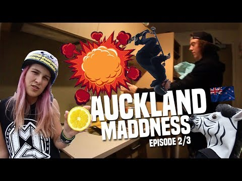 New Zealand Maddness - Pancake world first Day 2