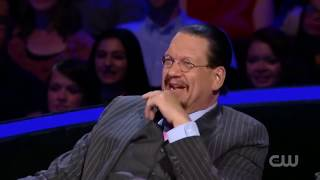 Penn  Teller ARE LEFT SPEECHLESS FOOLED AND CONFUSED With This Magic Trick!