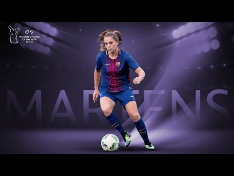 Barca Girl Wallpaper Lieke Martens Named 2016 17 Uefa Women S Player Of The