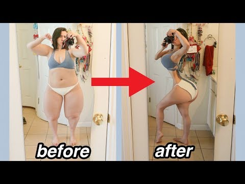 how to get SLIM THICC in 1 week!
