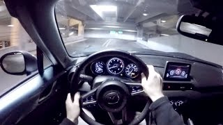 2016 Mazda MX-5 Miata Grand Touring - WR TV POV Night Drive