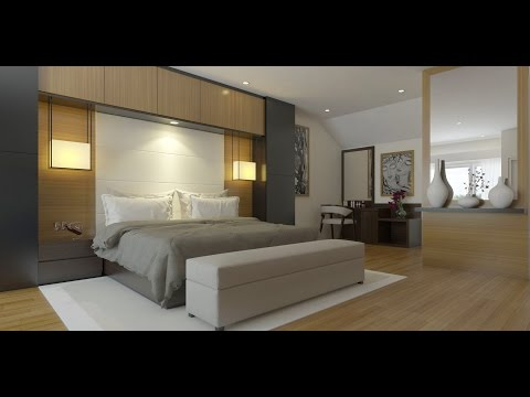Tutorial Vray Sketchup #8 Rendering Interior Lighting