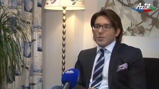 Андрей Малахов о Баку, про Европейские игры и Формула 1 гран при в Баку