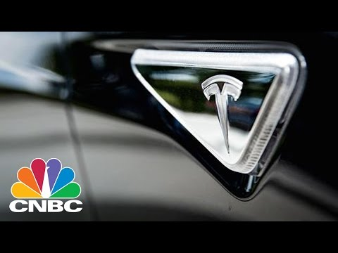 Why One Strategist Is Shorting Tesla | Trading Nation | CNBC